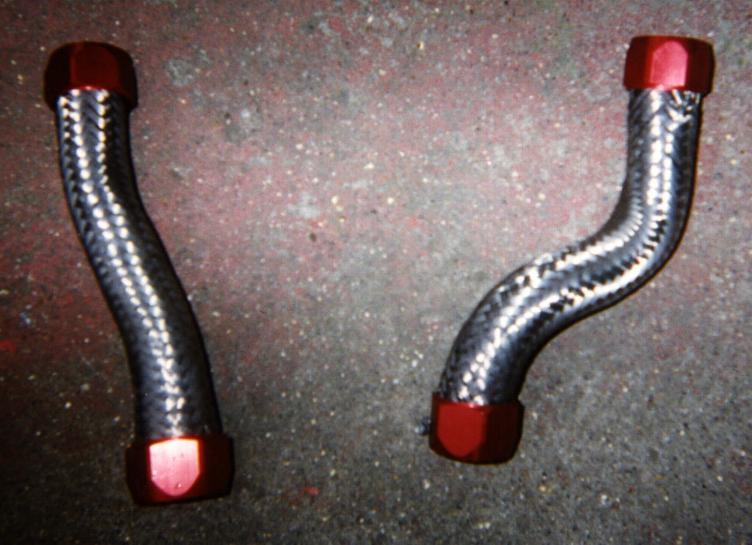 These are my original pipes with overbraiding