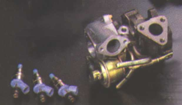 IHI RHB31FW Turbo and larger injectors